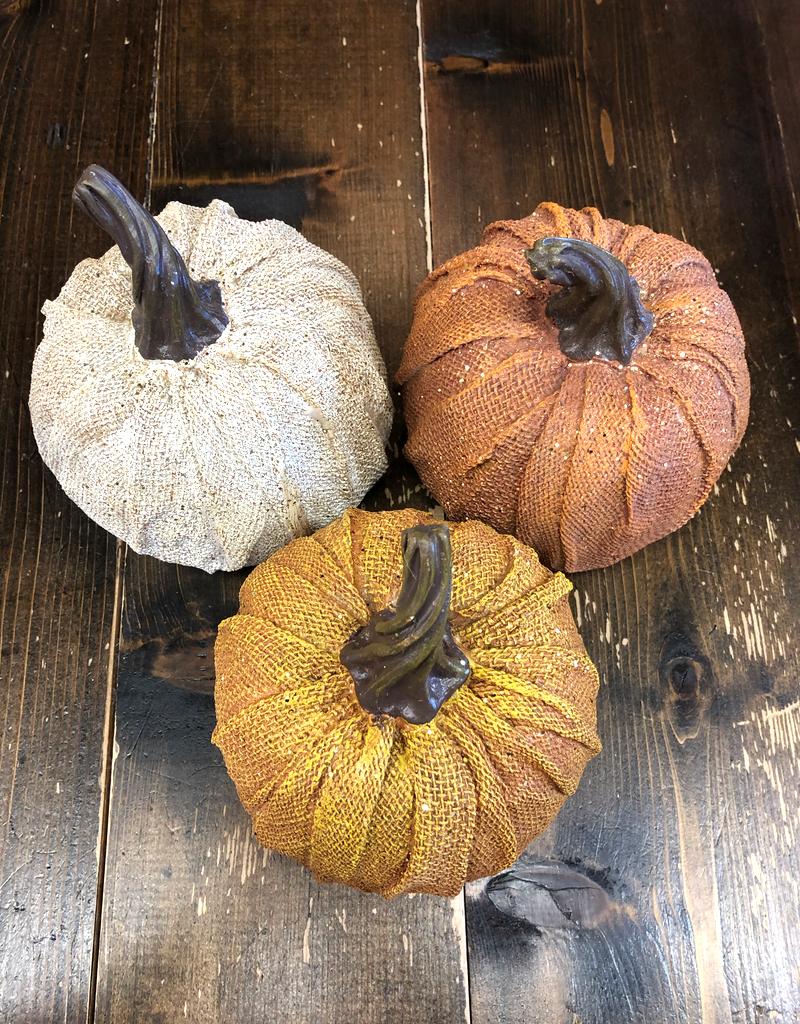 Sparkled Pumpkins