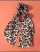 Leopard Hair Scarf
