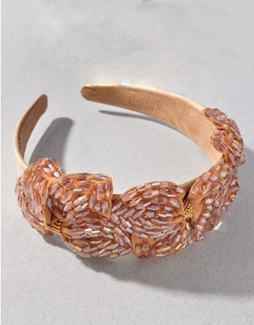 Beaded Head Band