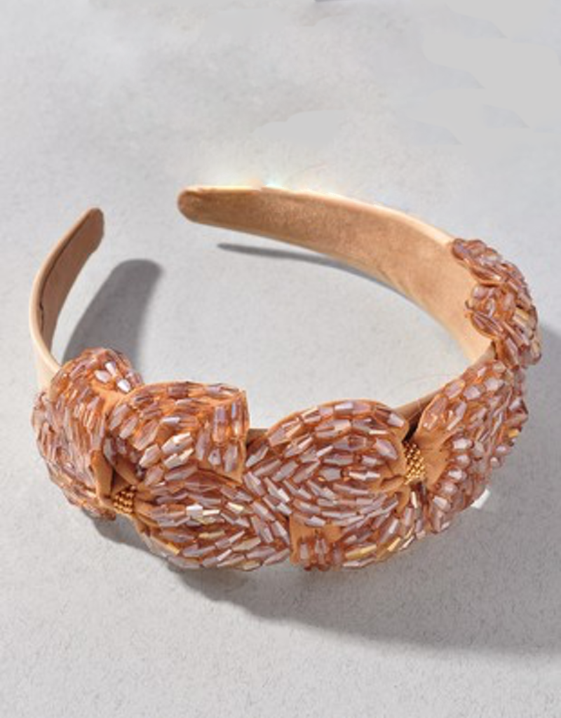 Beaded Head Band