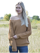 Lovely Loose Knit Sweater