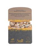 Mexican Onyx Wrap Bracelet/Necklace
