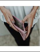 Marie Credit Card Sleeve