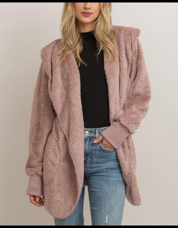 So Soft Hooded Jacket