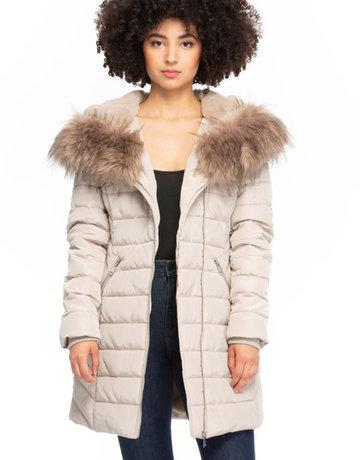 Living Large Hooded Coat