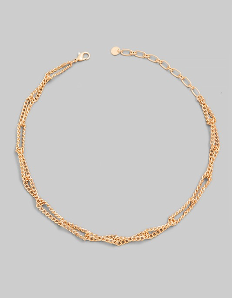 Dainty Chain Link Necklace