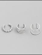 Mini Cuff Earring Set