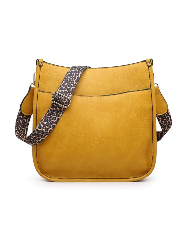 Chloe Printed Guitar Strap Crossbody
