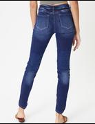 Mid Rise Super Skinny Jean