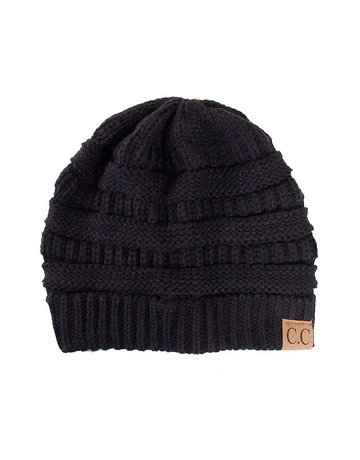 Basic C.C Beanie - 10 Colors