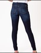 Mid Rise Basic Super Skinny Jeans