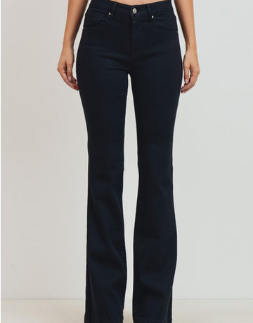 High Rise Boot Cut Skinny Jeans
