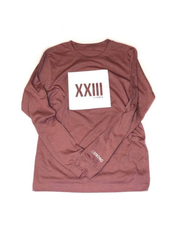 XXIII JJStrong Long Sleeve