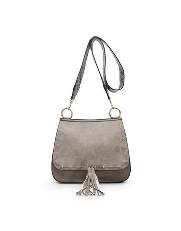 Bailey Crossbody Saddle Bag
