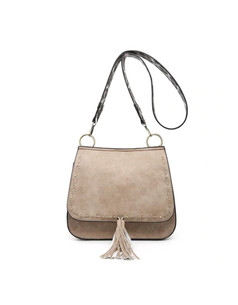 Bailey Crossbody Saddle Bag