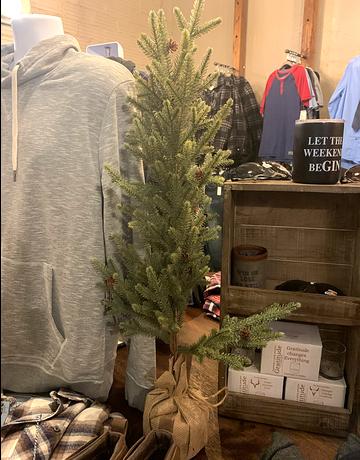 Tall Bagged Tree