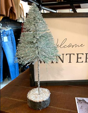 Small Glitter Tree