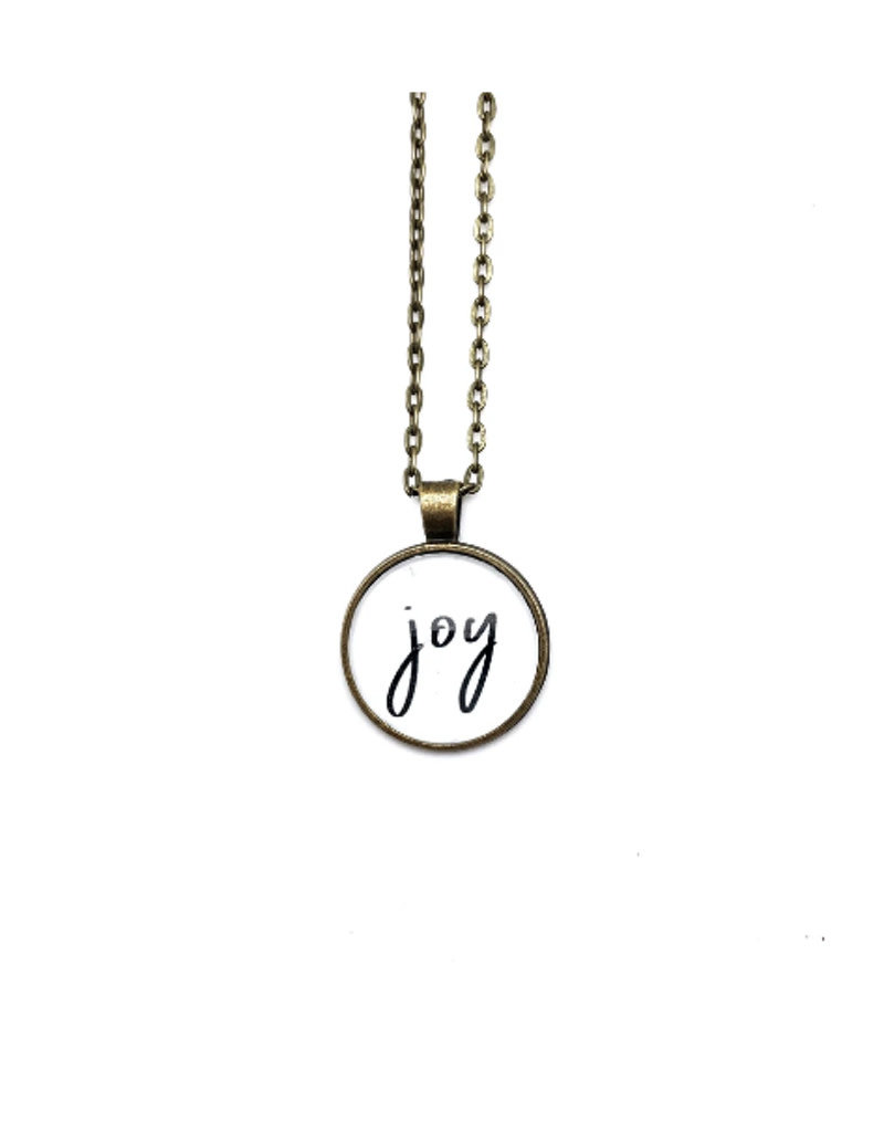 Joy Simply Stated Necklace