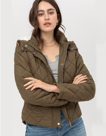 Lora Quilted Jacket