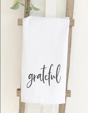 Grateful Tea Towel