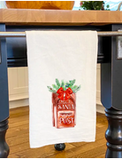 Letters to Santa Towel