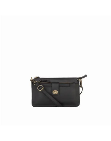 Rue Vegan Leather Crossbody & Wallet Insert
