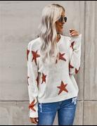 Knit Star Sweater