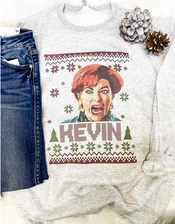 Kevin Home Alone Sweatshirt