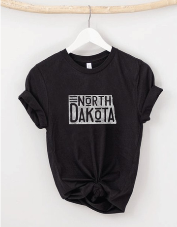 North Dakota Tee
