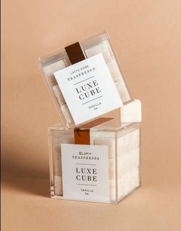 Vanilla Luxe Sugar Cube