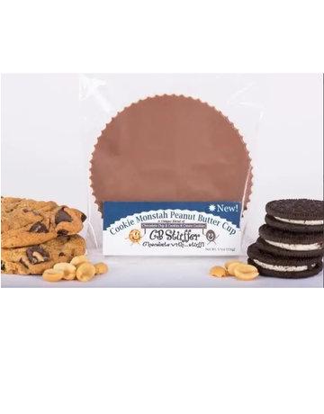 Cookie Monstah Peanut Butter Cups