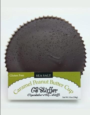 Dark Caramel Sea Salt Peanut Butter Cups