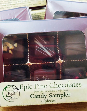 Candy Samplers