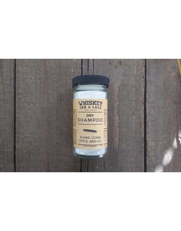 Whiskey Ink & Lace Dry Shampoo