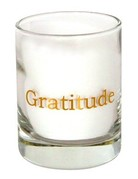 Gratitude Changes Everything Dose Glass