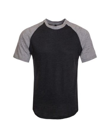 Short Sleeve Baseball Tee