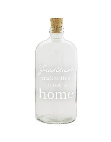 Gratitude Make This House A Home Jar