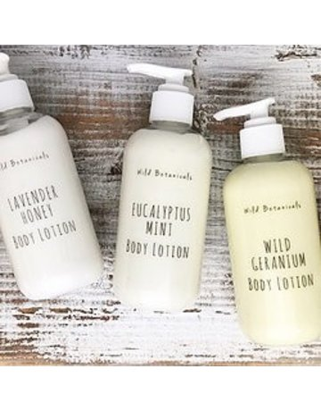 8oz Body Lotion