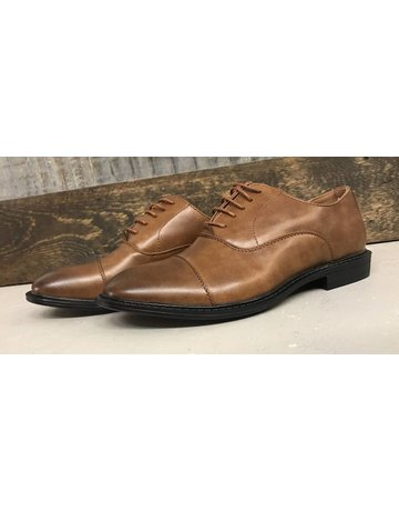 Shoe CLick Brown Men's Dress Shoe