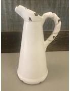 Farmhouse Milk Vase