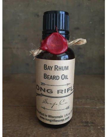 Long Rifle Soap Company Beard Oil