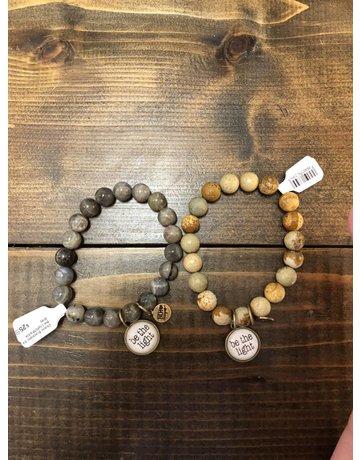 Never Lose Hope Charm Bracelets