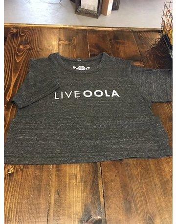 Oola Live Oola Crew Neck Tee