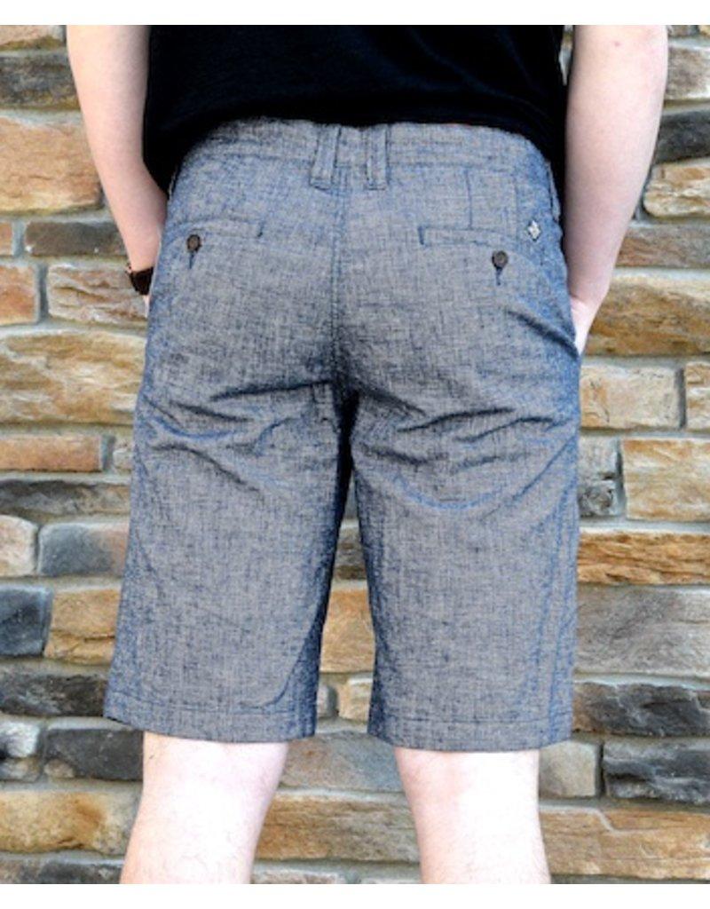 Navy Riverton Shorts