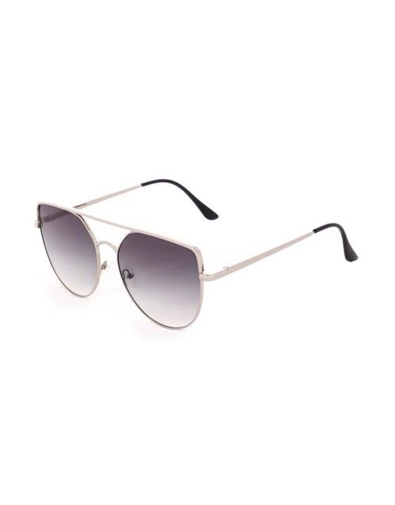 Double Bridge Navigator Sunglasses