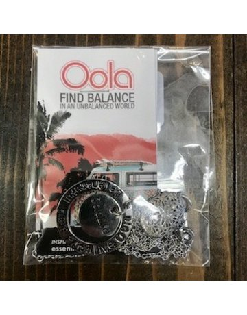 Oola Be Grateful Diffuser Necklace