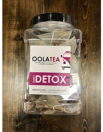 Oola Oola Tea Jars