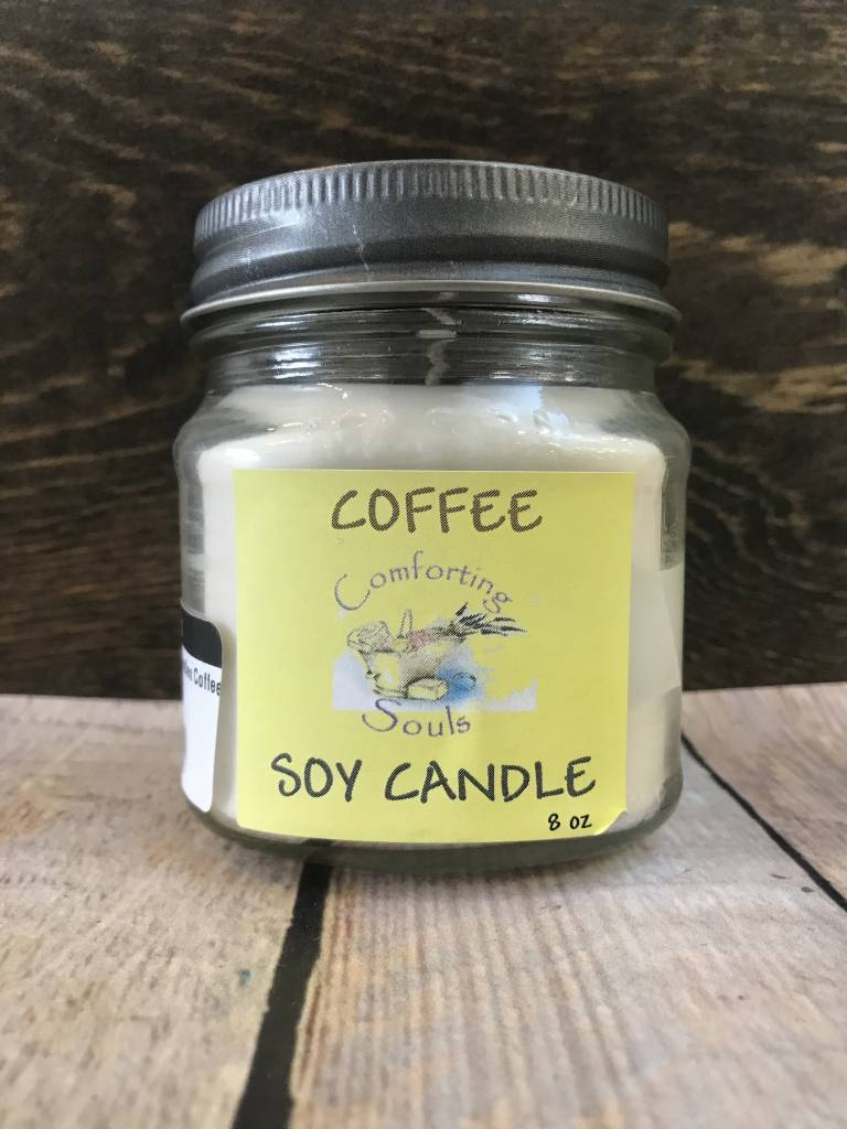 Comforting Souls 8 oz Scented Candles