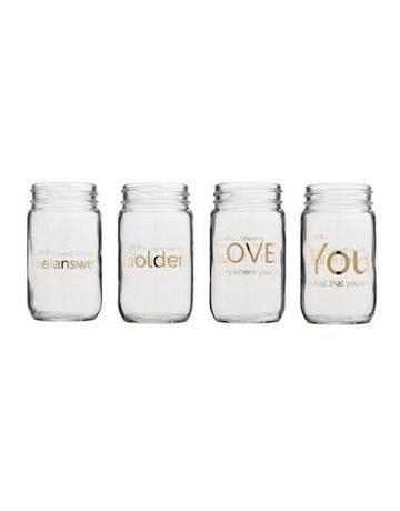 Penny Lane Love is....Mason Jar Collection
