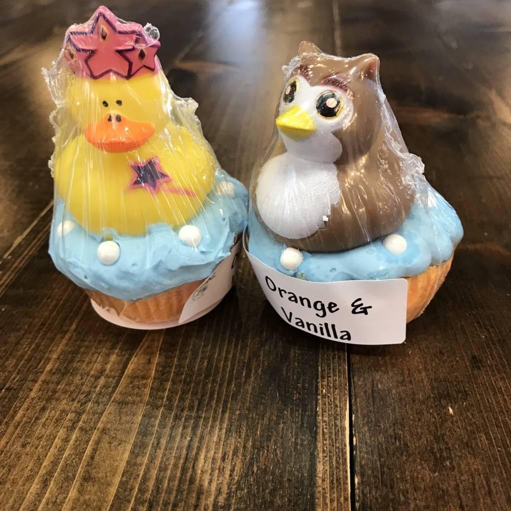 Comforting Souls Animal Cupcake Bath Bombs